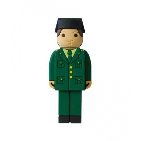 Memorias USB Guardia Civil
