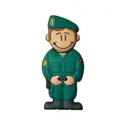 Memorias USB Guardia Civil Brigada Especial